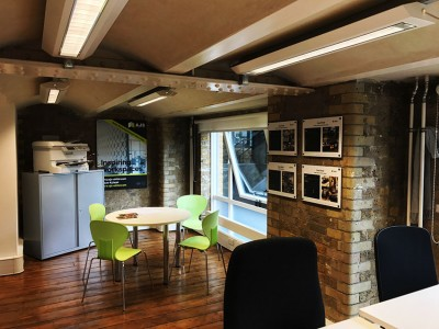 AJS Ltd opens London office in Clerkenwell